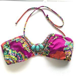 VS Jeweled Bikini Top